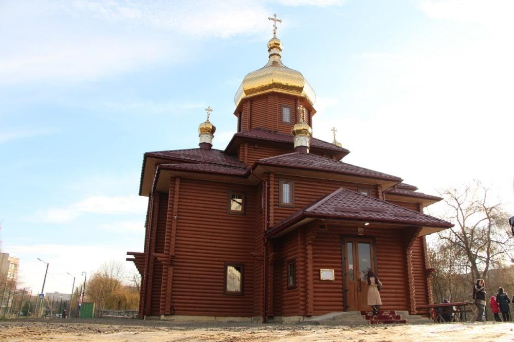 У Луцьку відсвяткували храмове свято
