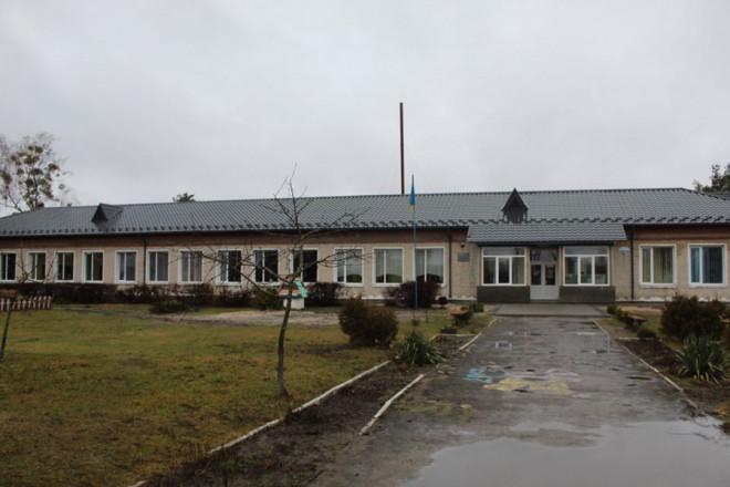 У школі на Волині завершили капітальний ремонт