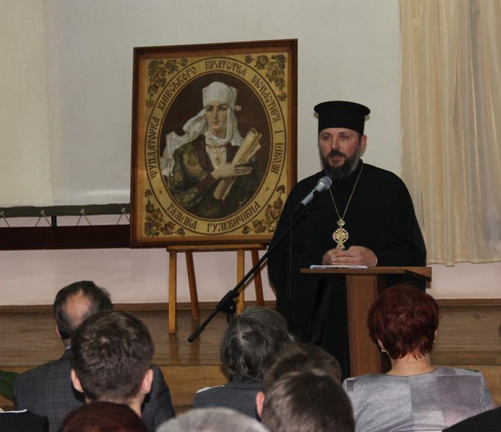 Настоятель луцької парафії вшанував пам'ять найвідомішої української меценатки