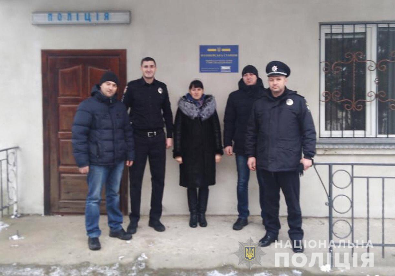 На Волині відкрили дві нові поліцейські станції