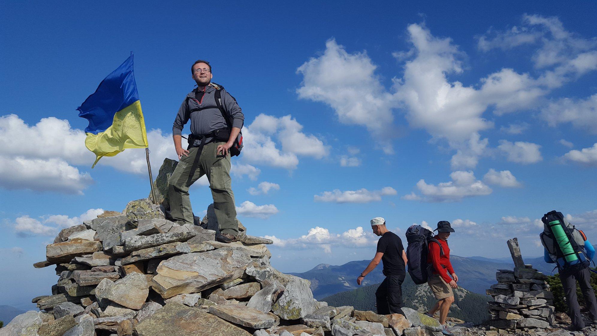 Волонтер Корпусу Миру про два роки в Україні та Луцьку: «Обіцяю, що одного дня я повернуся»