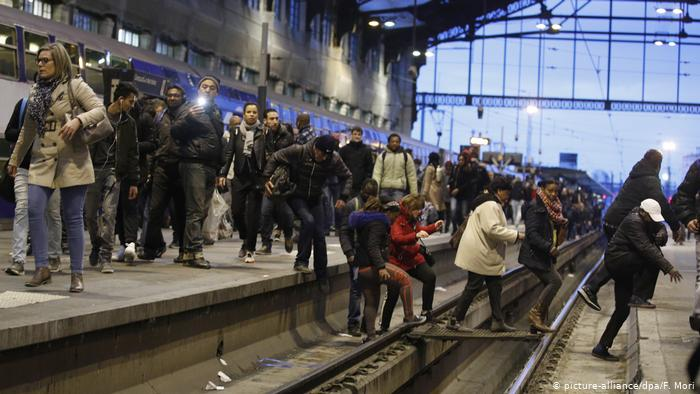 Страйк обійшовся французьким залізничникам у 400 млн євро