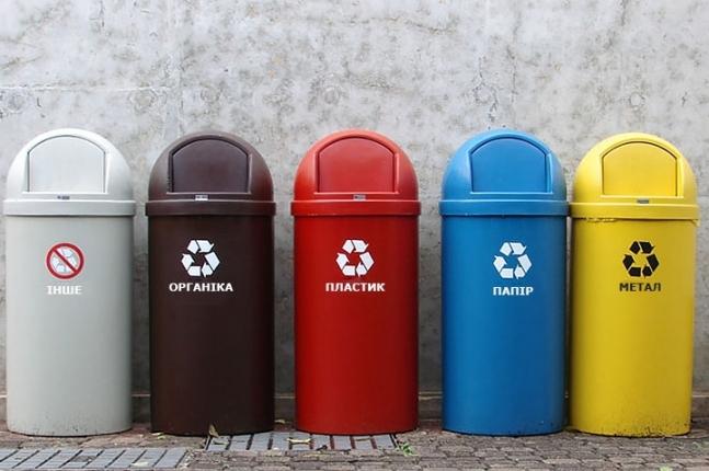 У Луцьку просять заборонити встановлення контейнерів для сміття поруч з дитсадком