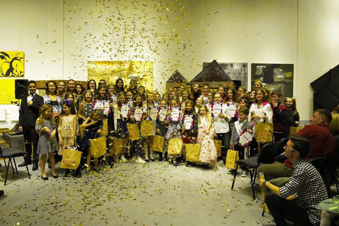 У Луцьку відгримів перший «Lutsk Fashion Weekend Kids»