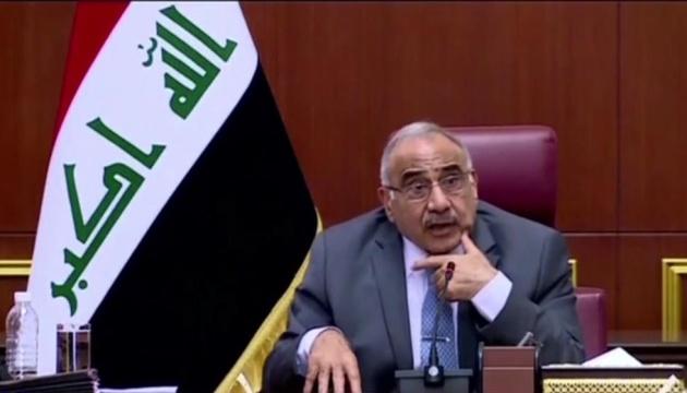Прем'єр-міністр Іраку Адель Абдул Махді повідомив про відставку