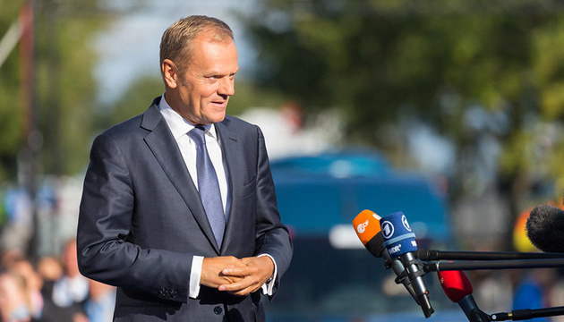 Туск заявив, що на брехню Путіна польська влада й опозиція мають реагувати солідарно