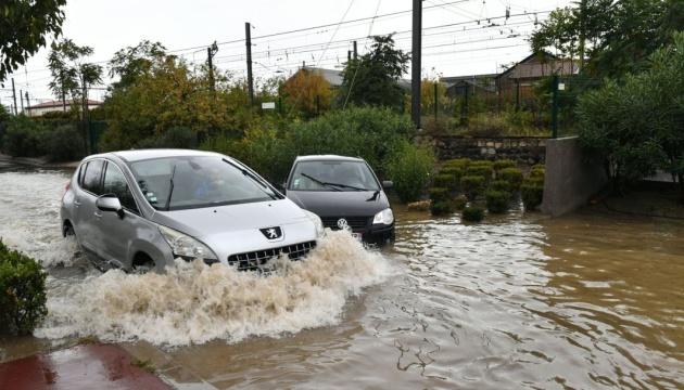 Внаслідок повені у Франції загинули люди