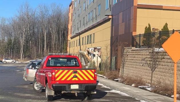 У США стався вибух у готелі: постраждали мешканці й рятувальники