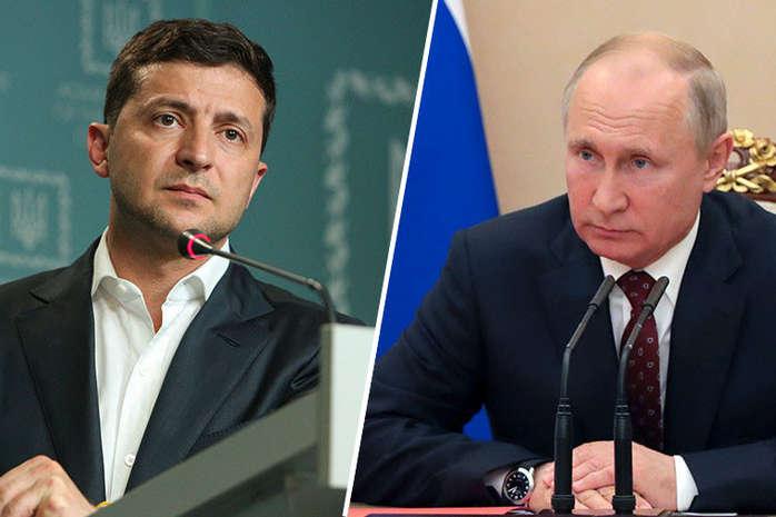 Зеленський та Путін обмінялися привітаннями та домовились про новий список обміну полоненими