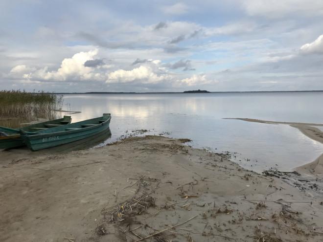 На Волині залучили науковців НААН України, щоб визначити причини обміління Шацьких озер