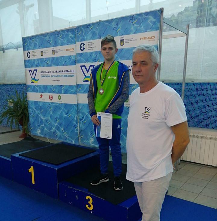 Волинські плавці вдруге вибороли бронзу на чемпіонаті України
