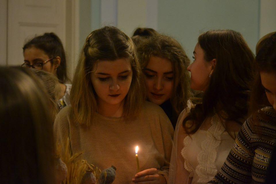 Як відсвяткували Андріївські вечорниці у волинському музеї