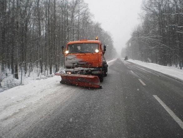 Волинські дороги підготували до зимового періоду