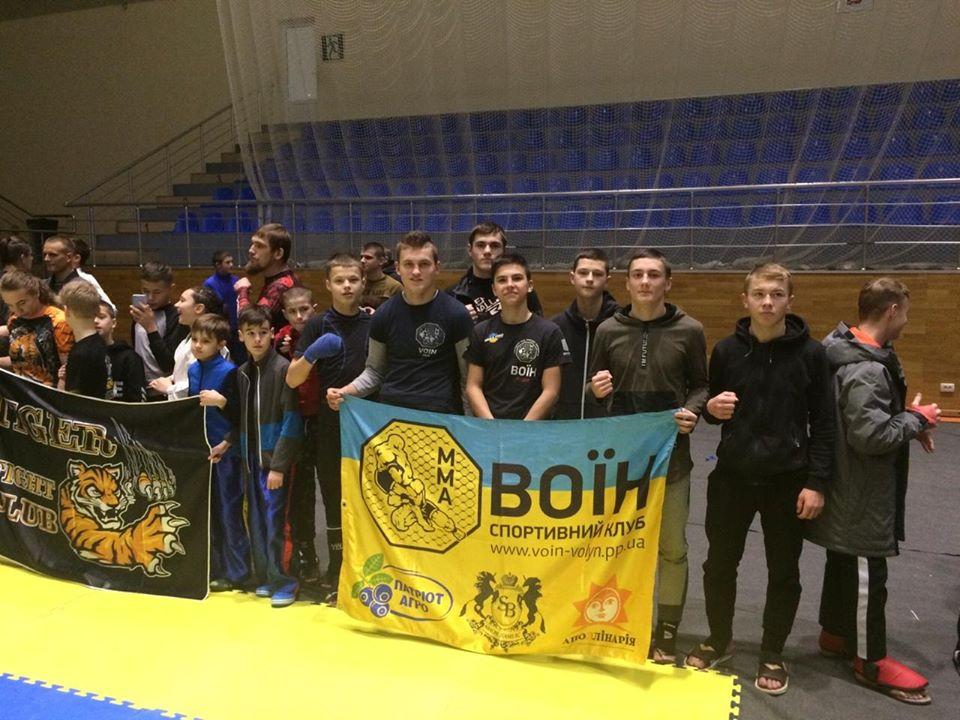 Волинські «воїни» стали чемпіонами світу з козацького двобою