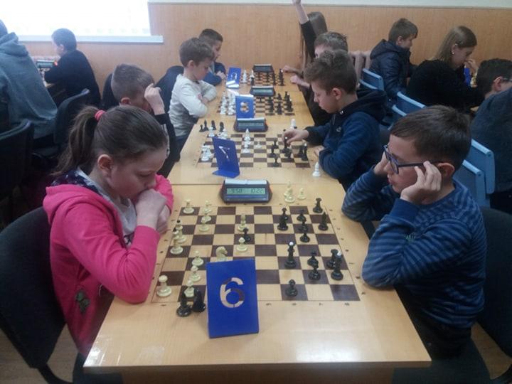 У Луцьку визначили переможців дитячого шахового турніру