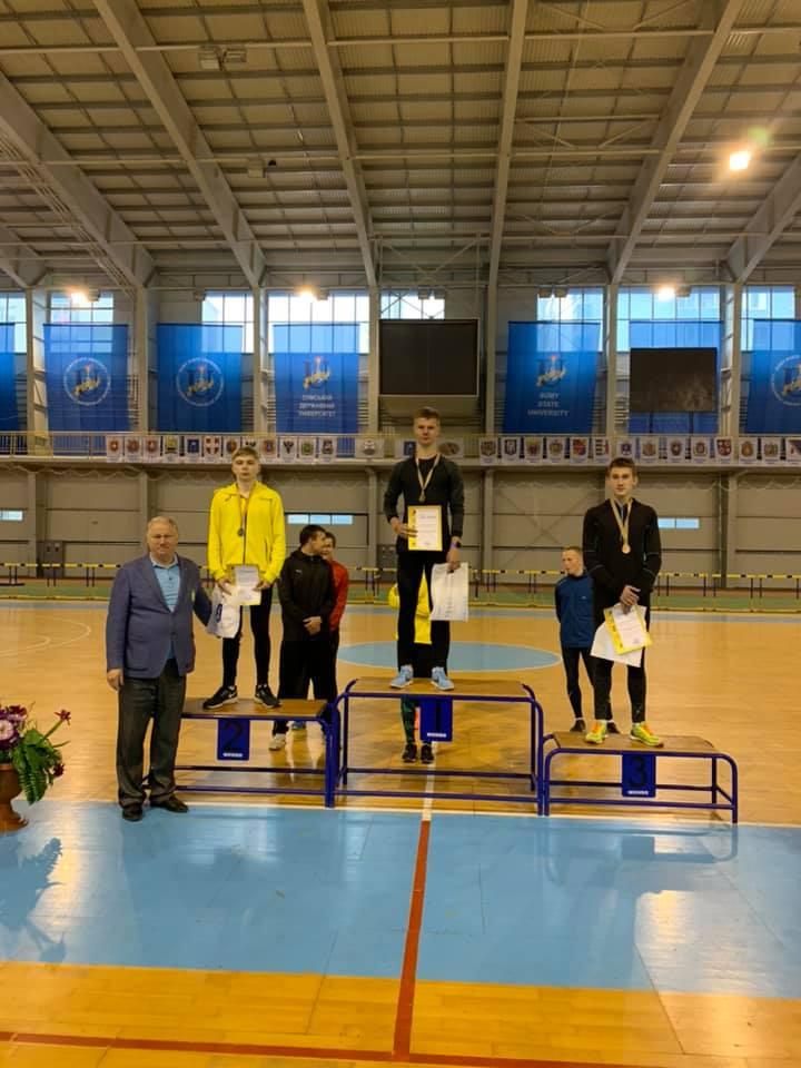 Волинянка встановила рекорд на всеукраїнських змаганнях