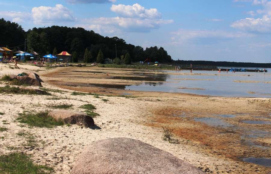 Для Шацьких озер виділять кошти з державного бюджету