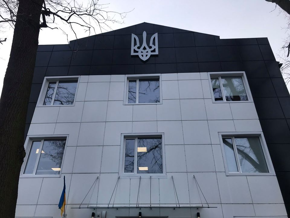 Архієрей освятив нову будівлю суду на Волині
