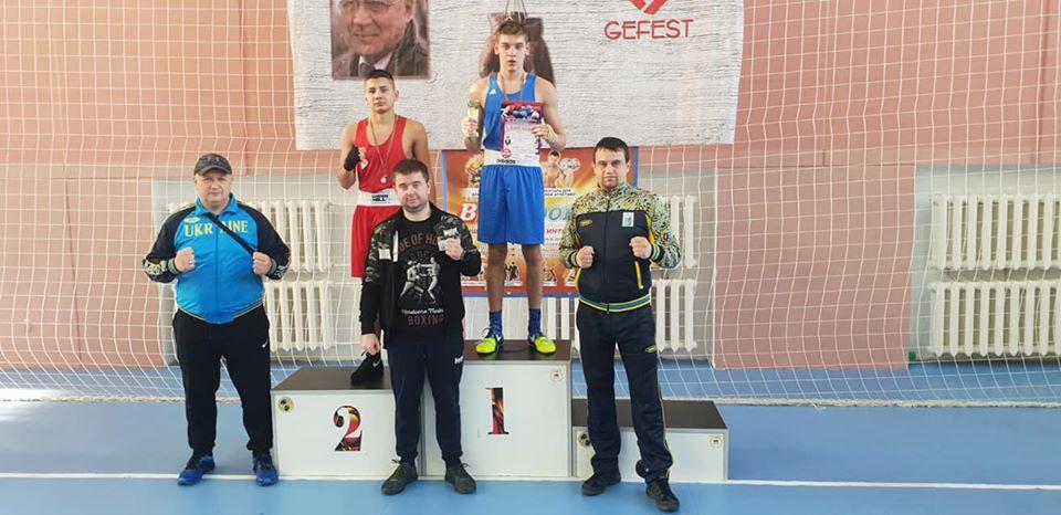 Боксери з Луцька захищали честь України на міжнародному турнірі