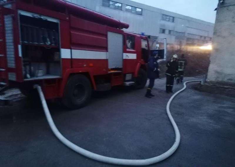 У Луцьку з пожежі евакуювали 15 людей