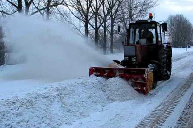 Чи готовий Луцьк до очищення вулиць від можливих снігових заметів