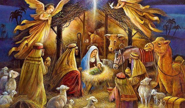 Владика Михаїл вітає волинян з Різдвом Христовим