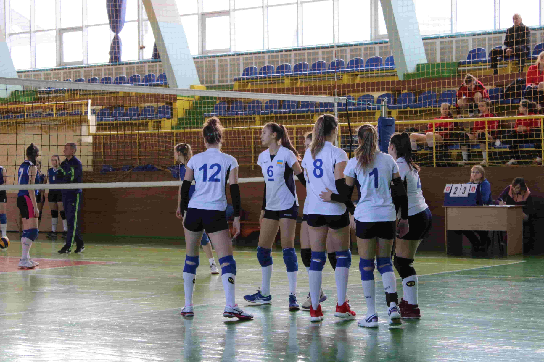 Завершився перший тур чемпіонату України з волейболу