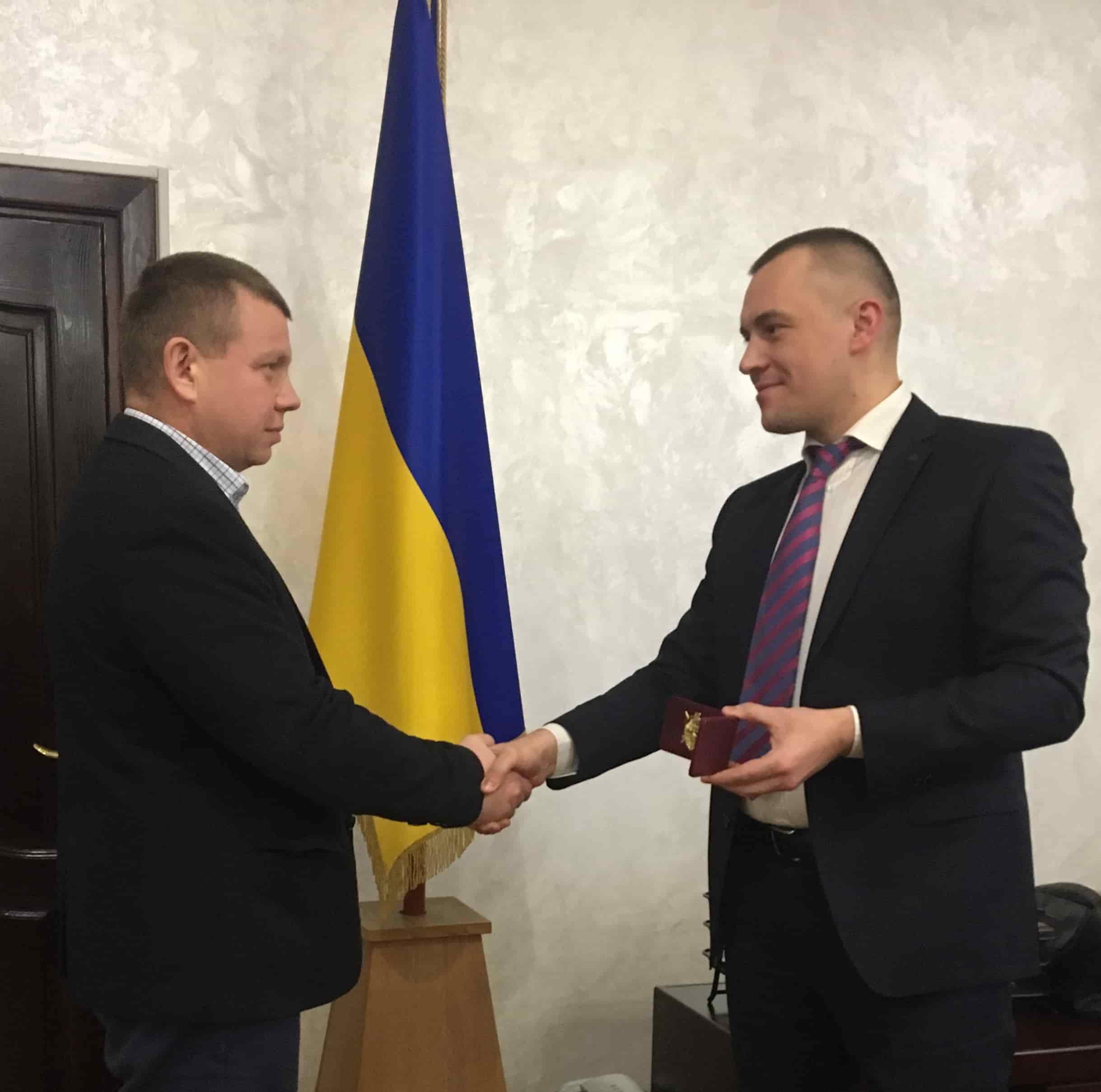 На Волині представили новопризначеного заступника прокурора