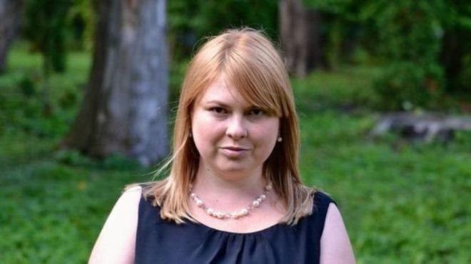 Громадську активістку Катерину Гандзюк нагородили посмертно на конкурсі журналістських розслідувань