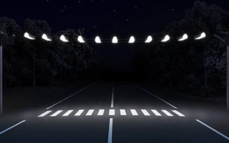 Лучанин просить освітлити пішохідні переходи у місті
