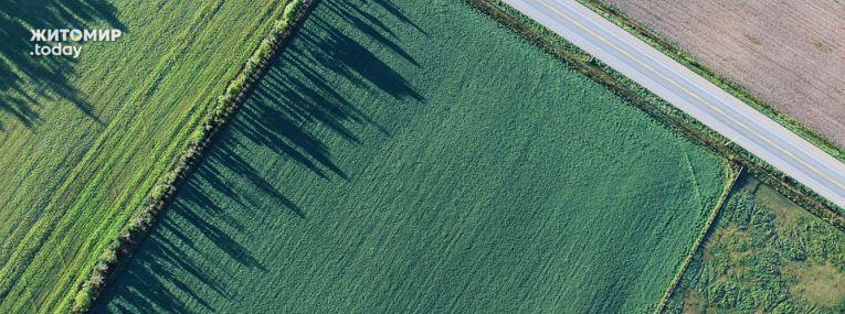 У Луцькому районі найбільше зареєстрували земельних ділянок