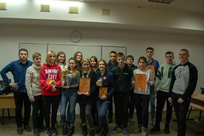 У Луцьку відбувся третій міський турнір з гри «Криївка»