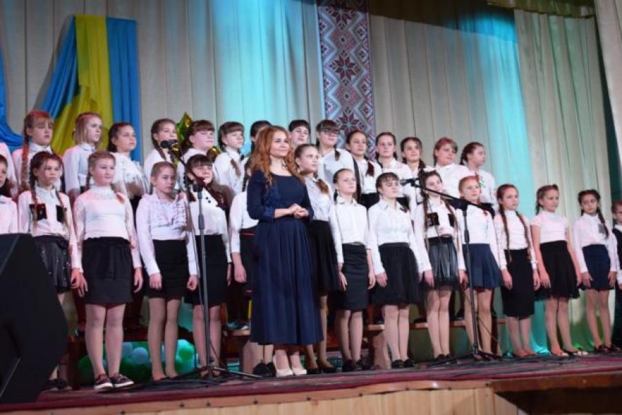 Школа на Волині відсвяткувала 80-річчя