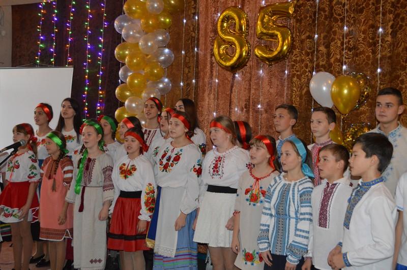 Школа на Волині відсвяткувала ювілей
