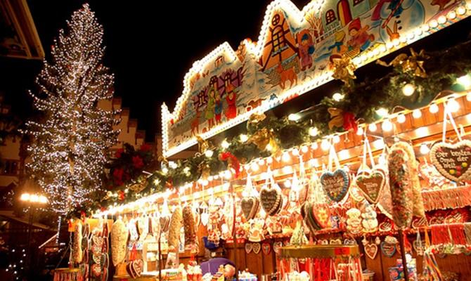 У місті на Волині відбудеться новорічний ярмарок