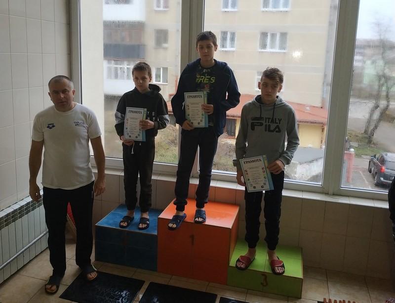 Волинські спортсмени — переможці та призери турніру з плавання