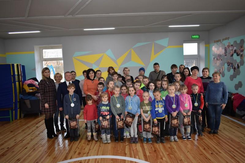 На Волині для дітей з особливими потребами організували «Веселі старти»