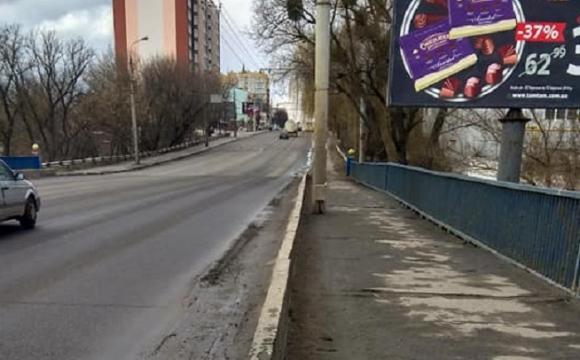 Луцькрада витратить понад мільйон гривень на ремонт моста