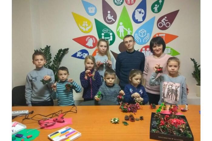 У Луцьку для дітей учасників АТО провели мульттерапію