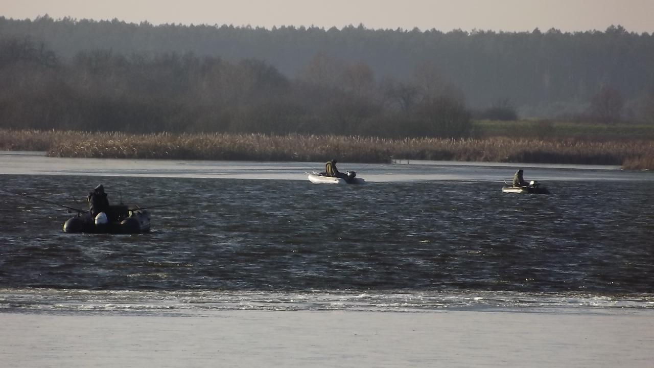 За тиждень на Волині викрили 10 порушень правил рибальства