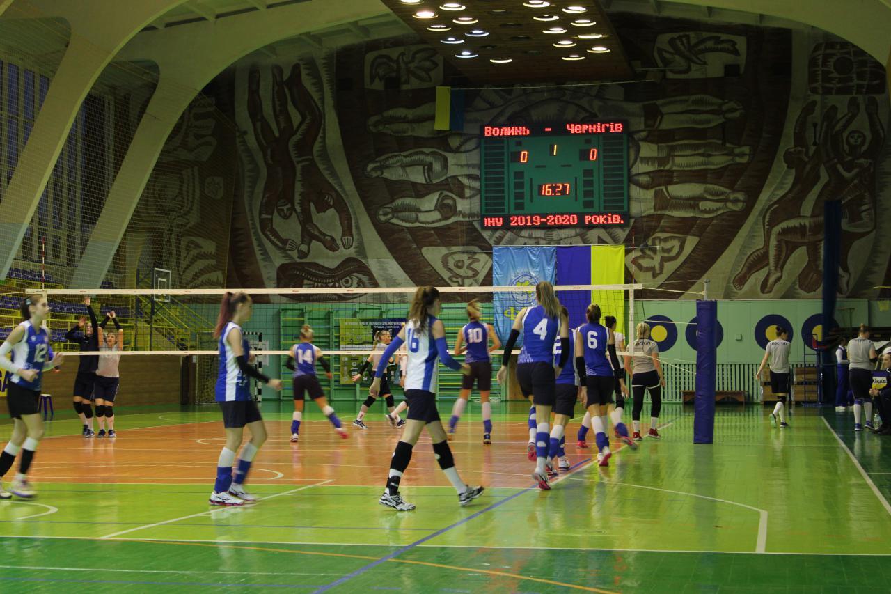 Волинська команда волейболістів перемогла на чемпіонаті України «Суперліга»