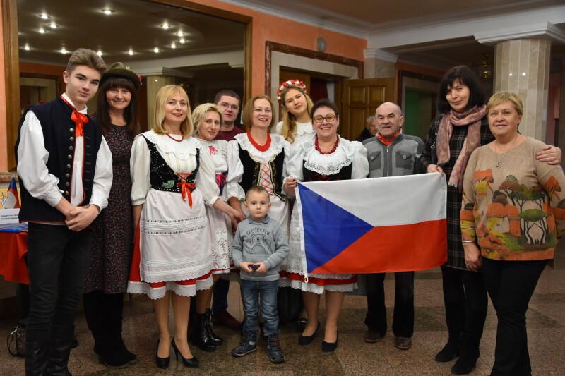 У Луцьку урочисто завершили дні чеської культури