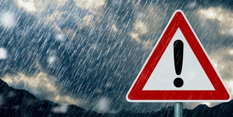 Волинян попереджають про погіршення погоднях умов