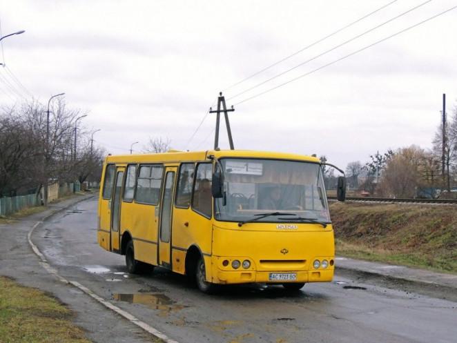 У Луцьку на маршрути вийдуть ще 42 автобуси