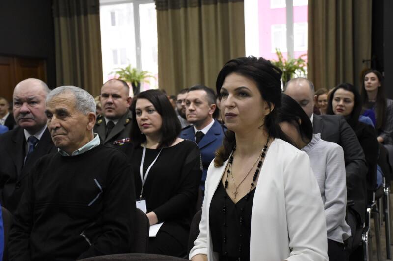 У Луцьку відсвяткували 15-річчя Луцького міськрайонного суду