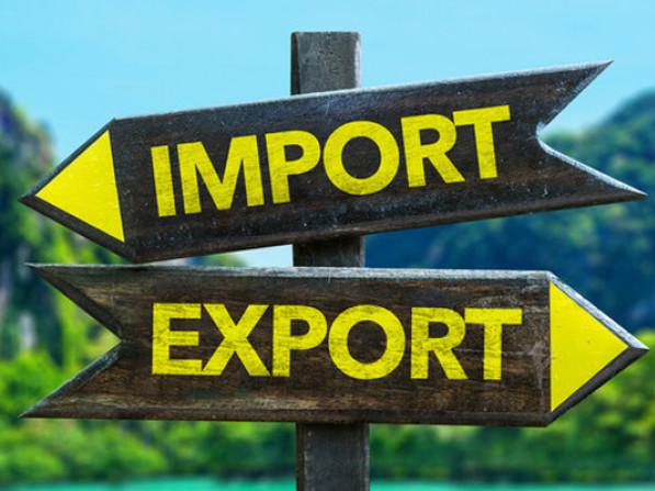 Експорт товарів з Луцька зменшився, а імпорт – зріс