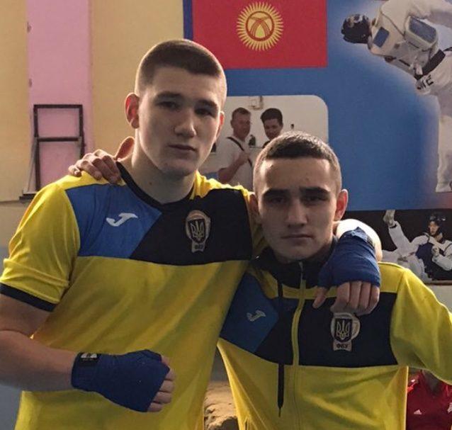Волинянин став потрійним переможцем з боксу у Киргизстані