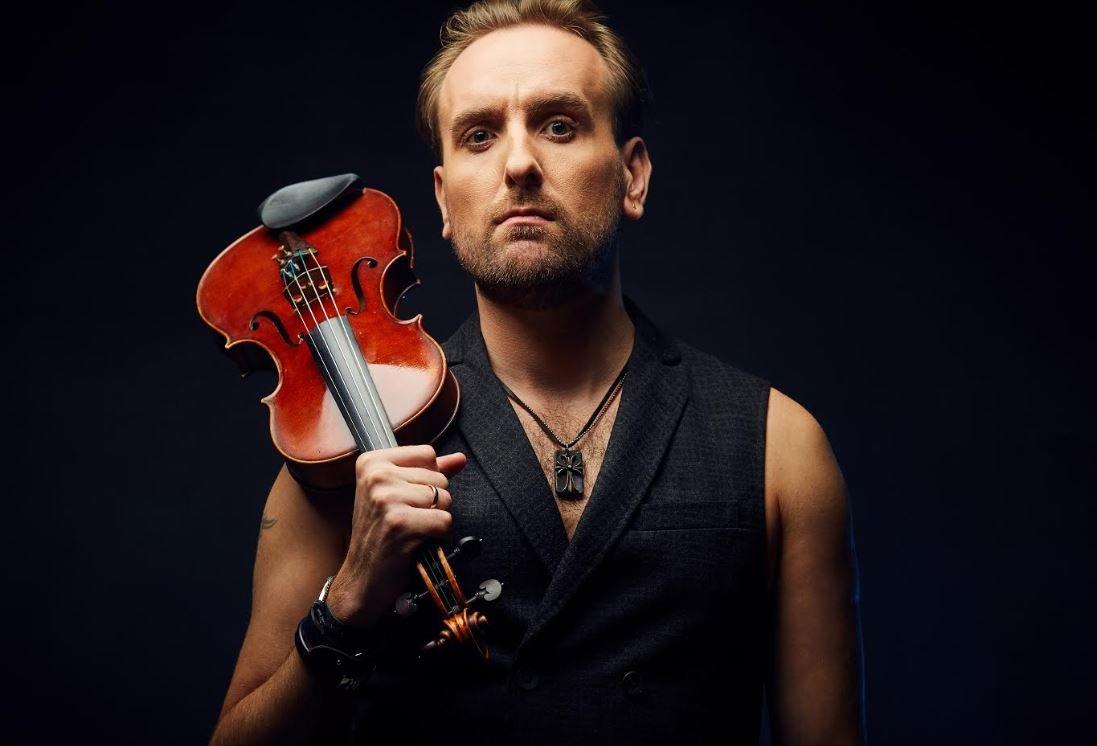 У Луцьку виступить скрипаль-віртуоз