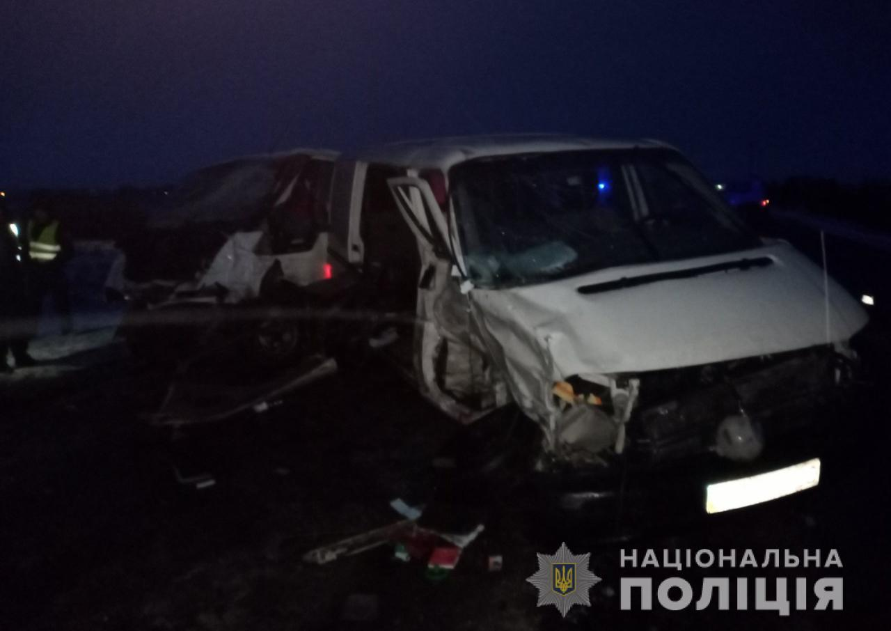 На Волині двоє людей загинуло у ДТП