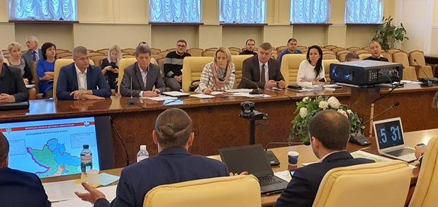 У Києві обговорили перспективний план Волині